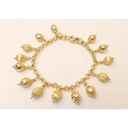 Bracelet Sun Day Femme bog28.6or jaune