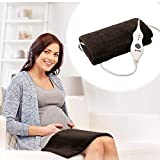 Arealer XL Heating Pad, Safe Electric Heat Pad with Fast Heating, Auto Shut