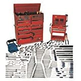 JH Williams WSC-680TB 680-Piece Complete Maxxum Tool Set with tool boxes