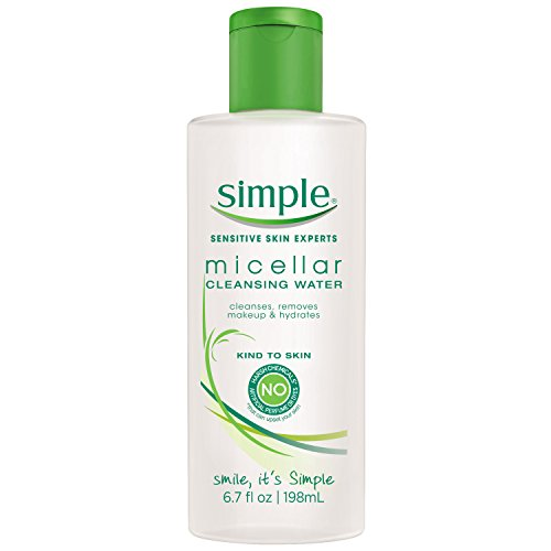Simple Kind to Skin Cleansing Water, Micellar 6.7 oz