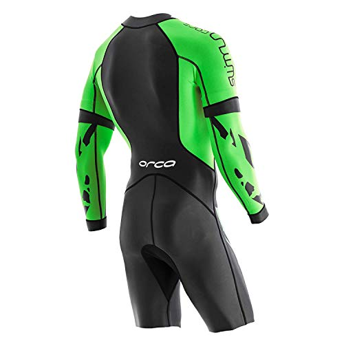 ORCA SwimRun Core Mens One Piece Wetsuit (8) by ORCA (Image #2)