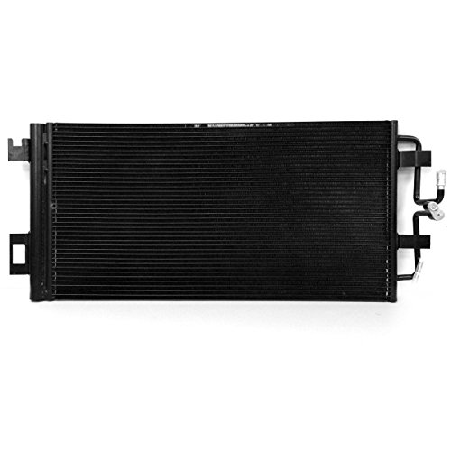 COG237 3467 AC A/C Condenser for Chevy Buick Fits Impala LaCrosse Grand Prix ()