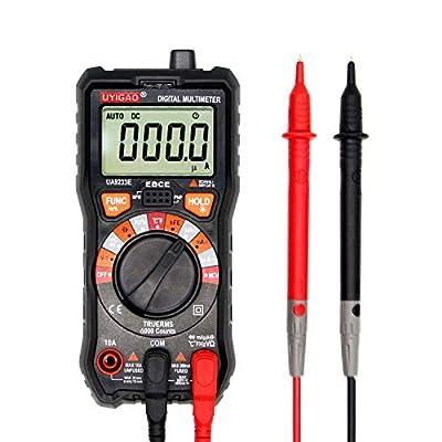 Voltage Amp Multimeter