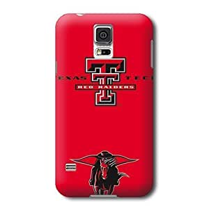 Allan Diy S5 case cover, Schools - Texas Tech Red Raiders - Samsung Galaxy S5 IyHWG04b4ep case cover - High Quality PC case cover