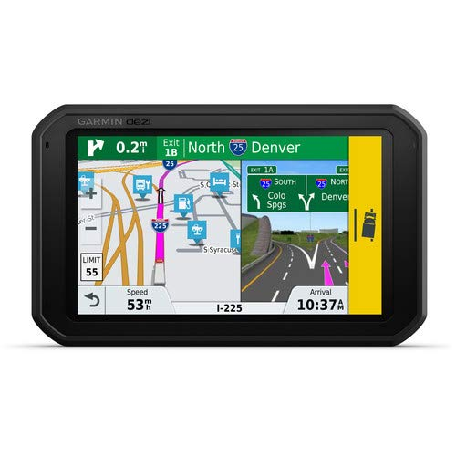 Garmin DezlCam 785 LMT-S 7-Inches Advanced Truck Navigator (Renewed)