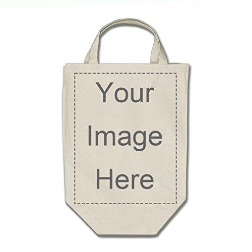 Custom Screen Print Tote Bag - 8