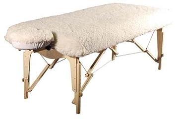 Therapistu0027s Choice® DELUXE Massage Table Fleece Pad Set, 2 PC Set (Fitted  Corners