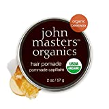 John Masters Organics - Hair Pomade - USDA Certified Organic All Natural Hair