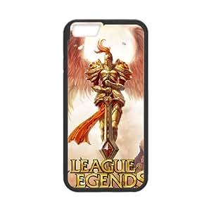 League Of Legends iPhone 6 4.7 Inch Cell Phone Case Black Vlrx