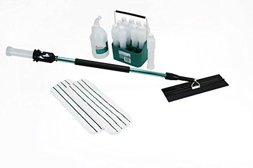 3M Easy Scrub Express Starter Kit, Flat Mop System by 3M