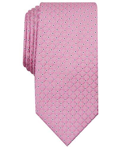 Nautica Men's Flare Neat, Pink, One - Tie Mens Nautica