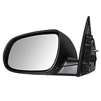 New Driver LH Left Manual Folding Side View Mirror fits 11-14 Ford F150