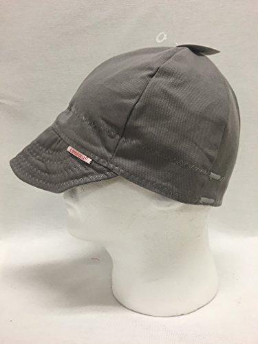 Comeaux Caps Reversible Welding Cap Solid grey Size 7 1/8