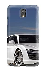 Hot FveFilc3186OFuLN Audi R8 Car Tpu Case Cover Compatible With Galaxy Note 3