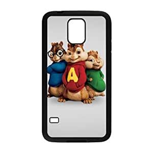alvin and the chipmunks hd Samsung Galaxy S5 Cell Phone Case Black 53Go-270393
