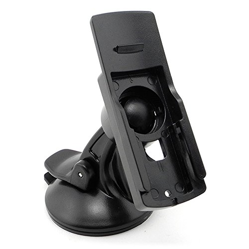 iSaddle CH-152-159 Windshield Suction Cup Mount for Garmin GPSMAP Dakota Oregon Colorado (Black)