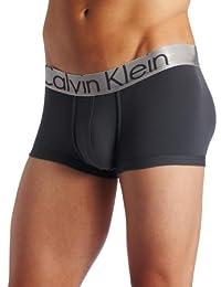 Calvin Klein Men's Steel Micro Low-Rise Trunk