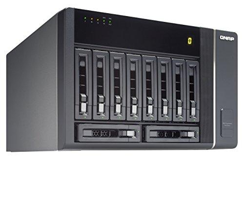 QNAP REXP-1000-PRO RAID Expansion Enclosure, Tower, 10-bay, Single Power Supply with 6G SAS Cable 9REXP-1000-PRO) by QNAP (Image #5)