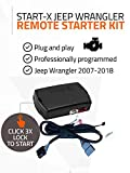 Best Remote Starters - Fortin Jeep Wrangler Remote Start Starter Kit Plug Review