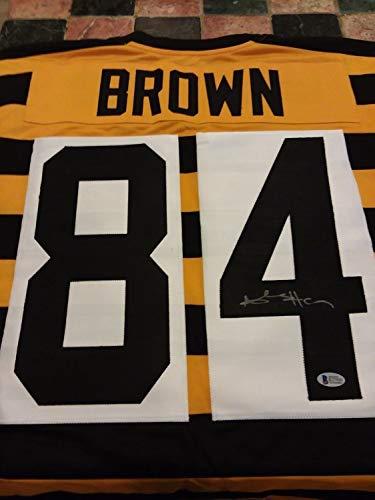 new style bdfe4 7ac93 Antonio Brown Pittsburgh Steelers Throwback Jersey, Steelers ...