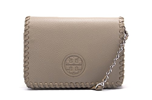 UPC 888736882585, Tory Burch Marion Combo Crossbody in French Gray