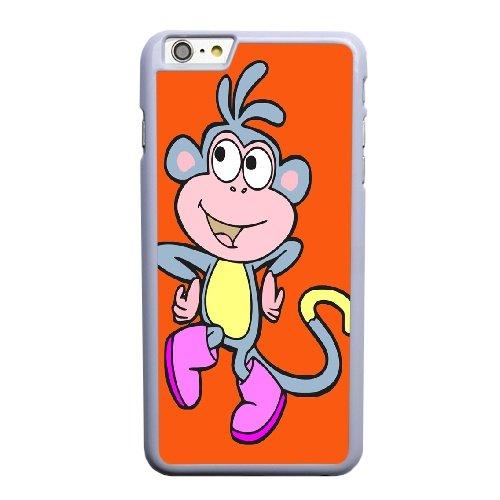Coque,Coque iphone 6 6S 4.7 pouce Case Coque, Boots From Dora Cover For Coque iphone 6 6S 4.7 pouce Cell Phone Case Cover blanc