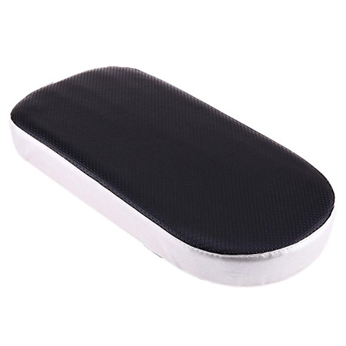 Alloet Soft Cycling Rear Back Saddle Seat Mat Bicycle Rear Cushion Seats Carrying Your Kids or Friends