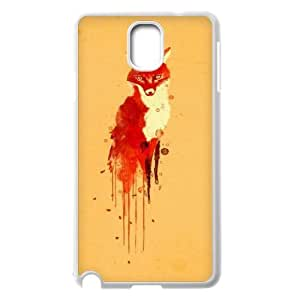 Fox DIY Case Cover for Samsung Galaxy Note 3 N9000 LMc-27503 at