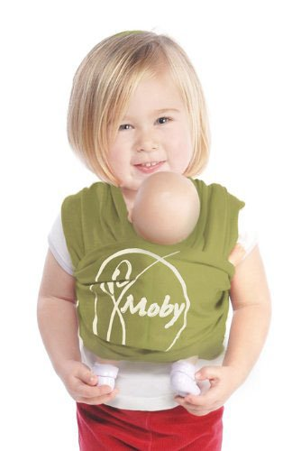 Mini Moby Doll Carrier Olive product image