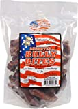 Best Buy Bones - Usa Made Bully Bites, 1-Pound Bag - Healthy Pet Chews For Dogs