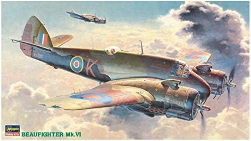 ハセガワ 1/72 イギリス空軍 ボーファイター Mk.VI プラモデル CP13