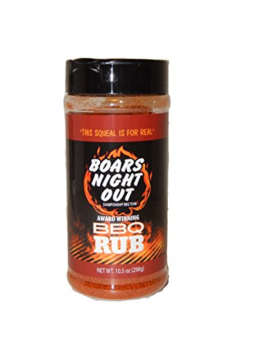 Boars Night Out Championship BBQ Rub 10.5 Ounce