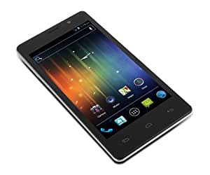 "Point of View Pov Mobii 5045 - Smartphone libre Android (pantalla 5"", 4 GB, 1 GB RAM), negro (importado)"