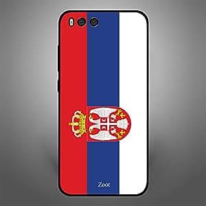 Xiaomi MI 6 Serbia Flag
