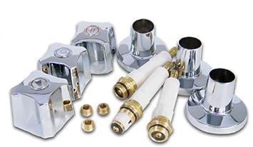 KISSLER 30119 Kohler Shower Repair Kit - Faucet Trim Kits - Amazon.com