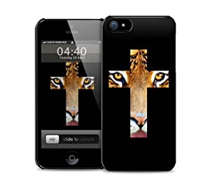 Tiger Cross iPhone 5 / 5S protective case