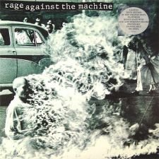 Rage Against The Machine (Special Limited Original 2 Vinyl Set Tour Edition On Red Vinyl) (Rage Against The Machine Settle For Nothing Live)