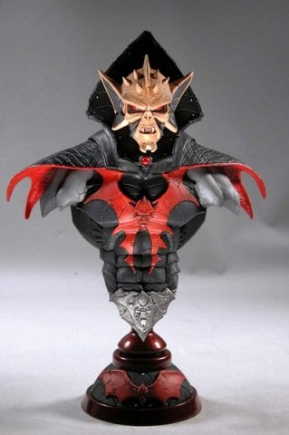 Neca Masters of the Universe MOTU - Hordak Bust - 2004 SDCC and Wizard World Chicago Exclusive - Only 750 Made!