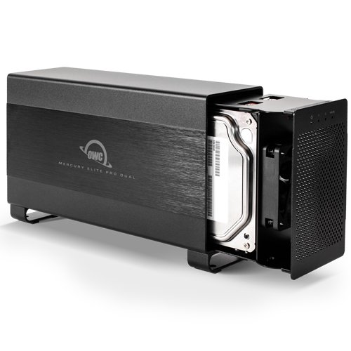 OWC Mercury Elite Pro Dual Performance RAID Enclosure by OWC