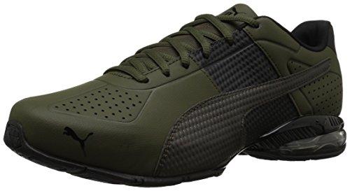 Puma Mens Cell Surin 2 3d Sneaker Forest Night-puma Nero