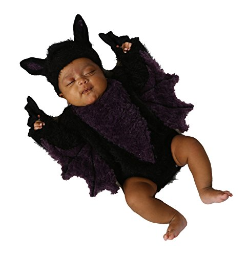 Costumes New 2016 Toddler (Princess Paradise Baby's Blaine The Bat, Black, 3 to 6)