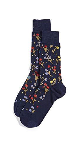Paul Smith Men's Men Sock Pistil Floral
