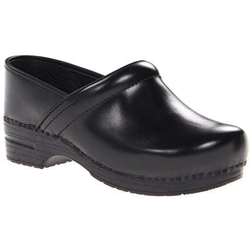 Dansko Stylish Wide Pro Women Loafers & Slip-Ons, Elegant Footwear, Fashion, Black�Cabrio, Size - 36