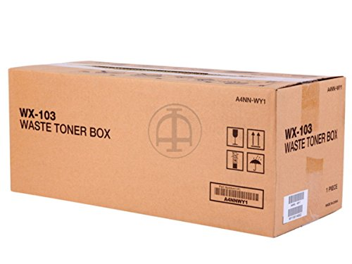 Genuine Konica Minolta WX103 A4NNWY1 Waste Container; C284/C364/C454; Sealed Box