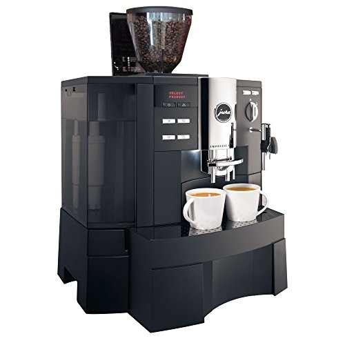 Jura Impressa XS90 One Touch Automatic Coffee Center by Jura
