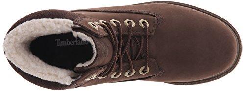 Premium Marron Timberland Boot Mixte Junior UqPPwYCd