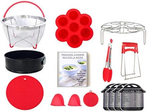Milhouse Products juego de 14 piezas de accesorios para olla ...