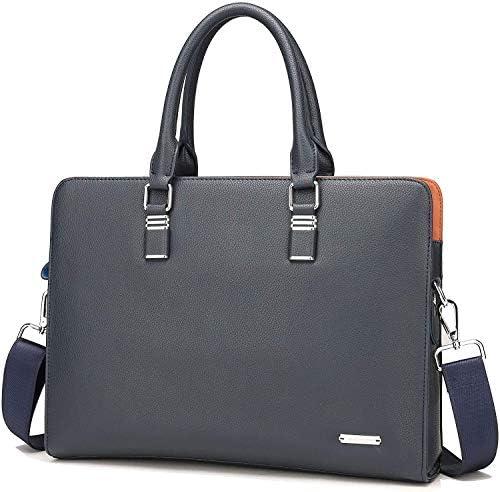 MMCビジネスバッグ メンズ 紳士 本革 ブリーフケース a4 briefcase 防水 ブランド おしゃれ 人気 2way ブラック ブルー