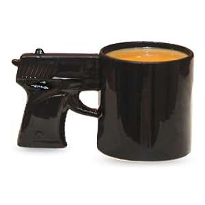 BigMouth Inc The Gun Mug
