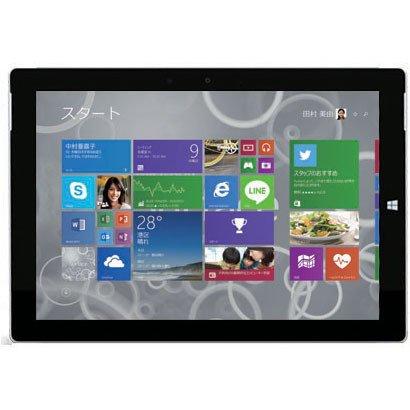 マイクロソフト Surface 3 128GB MSSAA4
